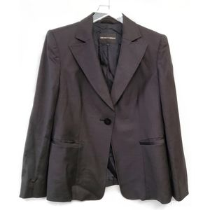 Emporio Armani Linea Tailor Gray Blazer #1070